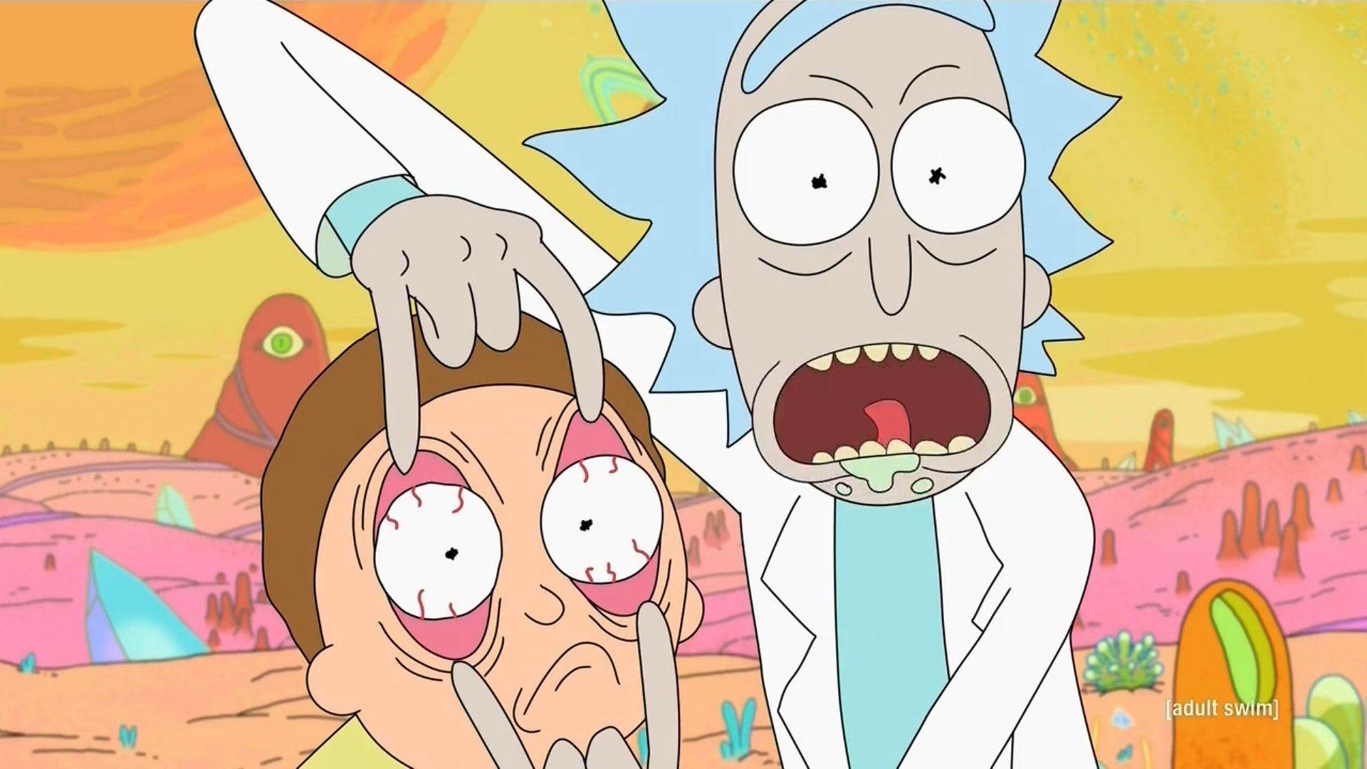 Wubba lubba dub dub, czyli czemu Rick i Morty są tak bardzo schwifty.