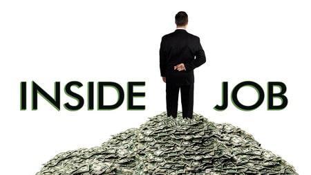 Inside Job opowiada o upadku amerykańskiego snu
