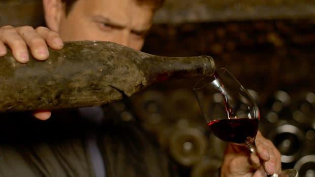 Kwaśne winogrona zabierają nas w świat naprawdę drogich win