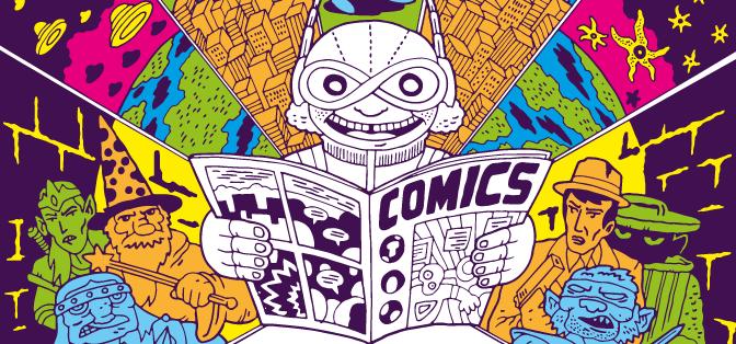 Rumia Comic Con – wspierajcie małe imprezy