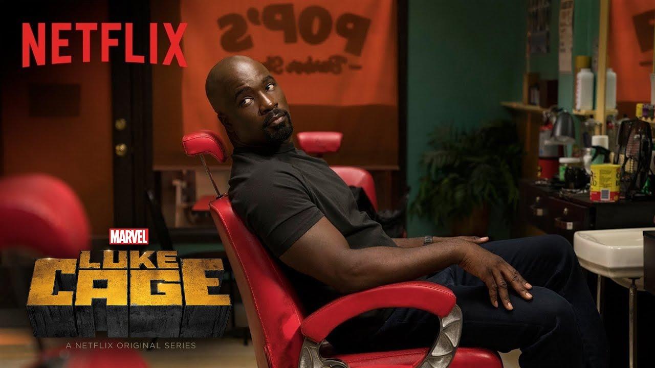 Luke Cage sezon drugi – poza czernią i bielą