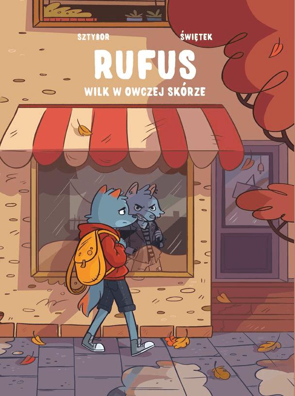 Rufus. Wilk w owczej skórze.