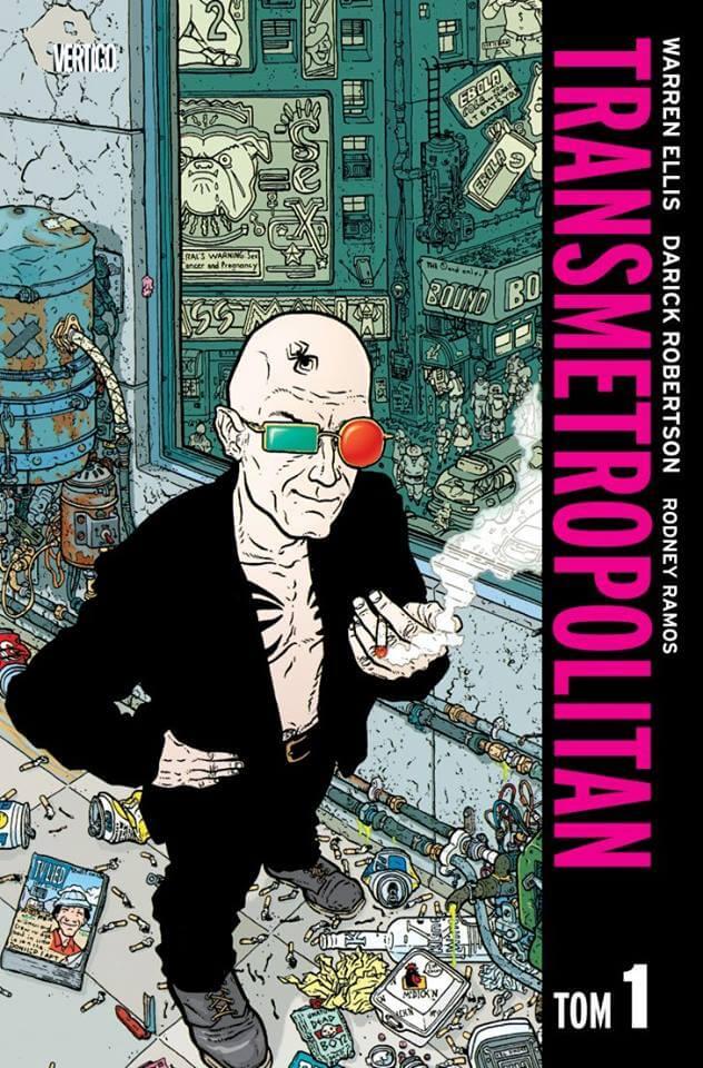 Przegląd komiksowy #24