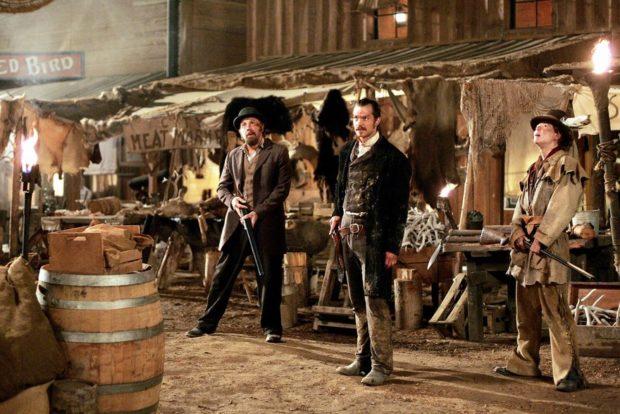 Deadwood brud