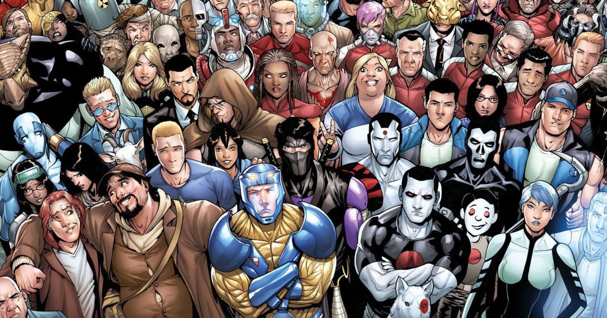 Valiant – Trzecia droga dla superhero