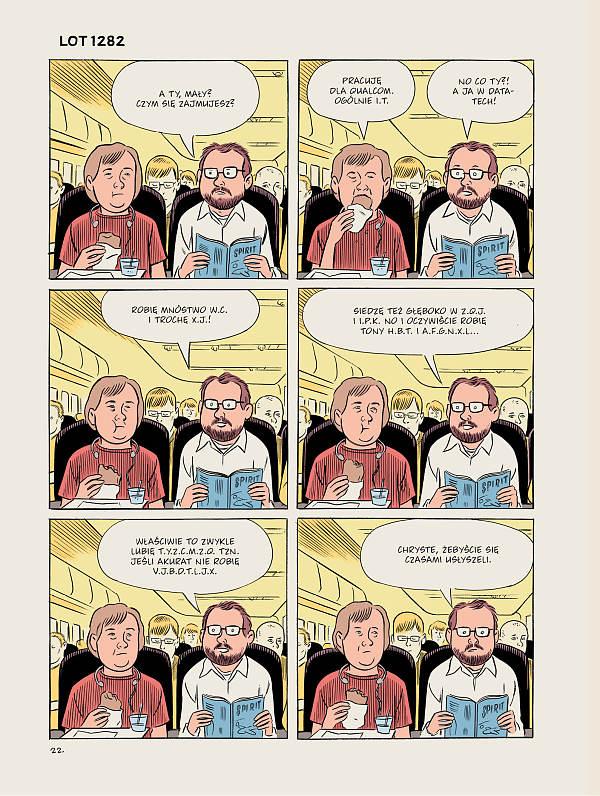 Wilson komiks