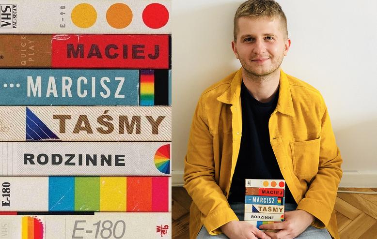 """Przeszłość jest negocjowalna – rozmowa z Maciejem Marciszem, autorem """"Taśm rodzinnych"""""""