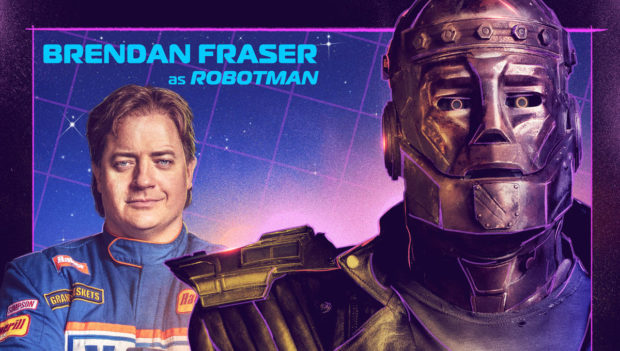 Doom patrol Brendon Frasier
