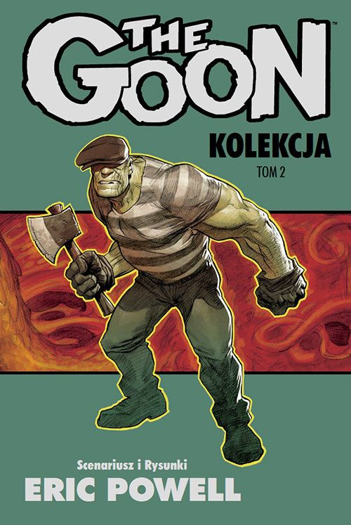 The Goon Kolekcja tom 2