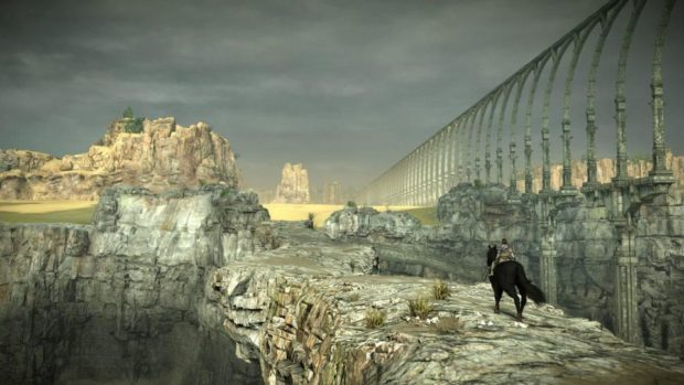 Shadow Of The Colossus PS 4
