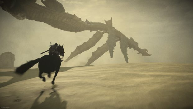 Shadows Of The Colossus PS 4