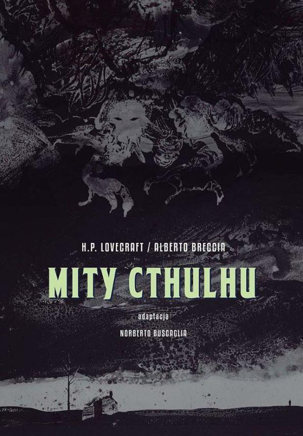Mithy Cthykhu okładka