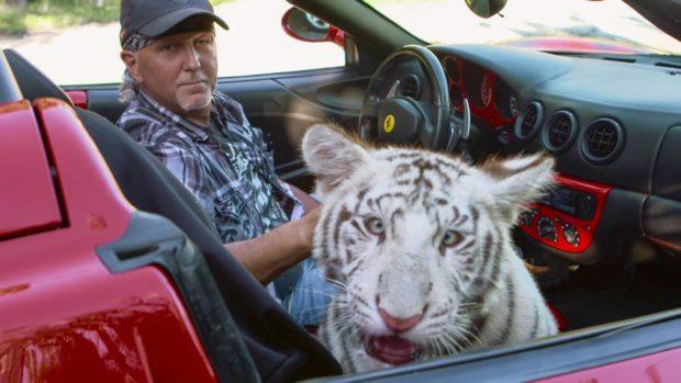 Tiger king jeff lowe