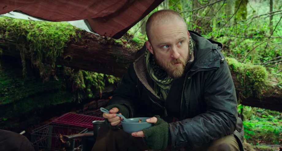 Leave No Trace Ben Foster
