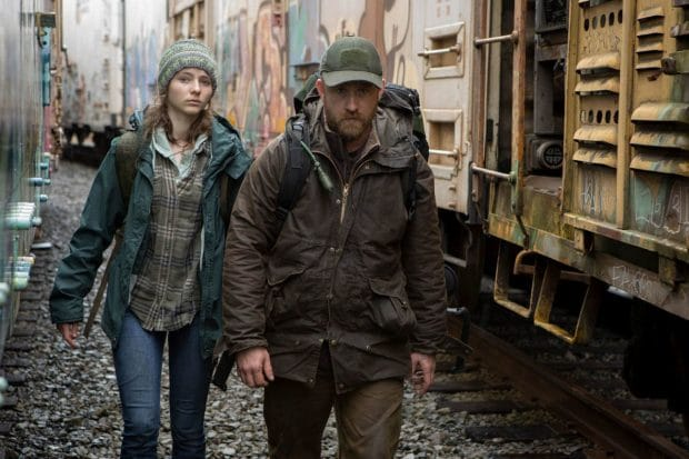 Leave No Trace Thomasin Mckenzie Ben Foster