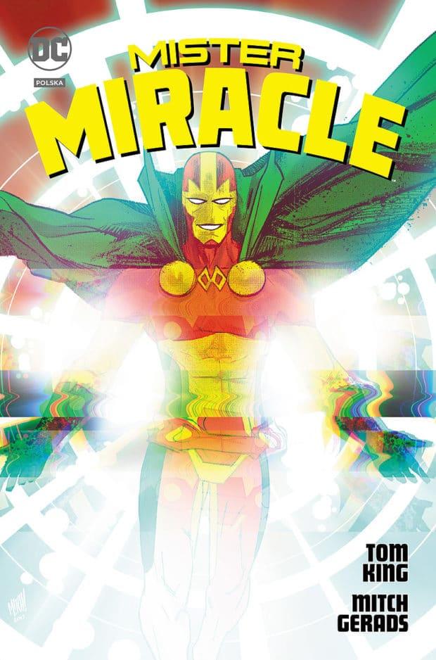 Mister Miracle Tom King Egmont