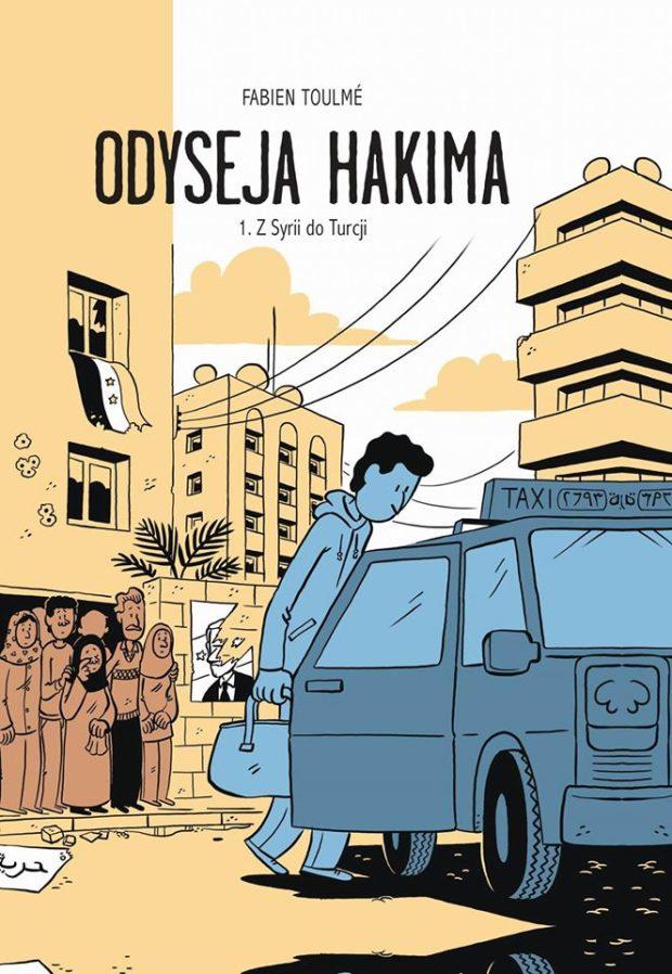 Odyseja Hakima komiks