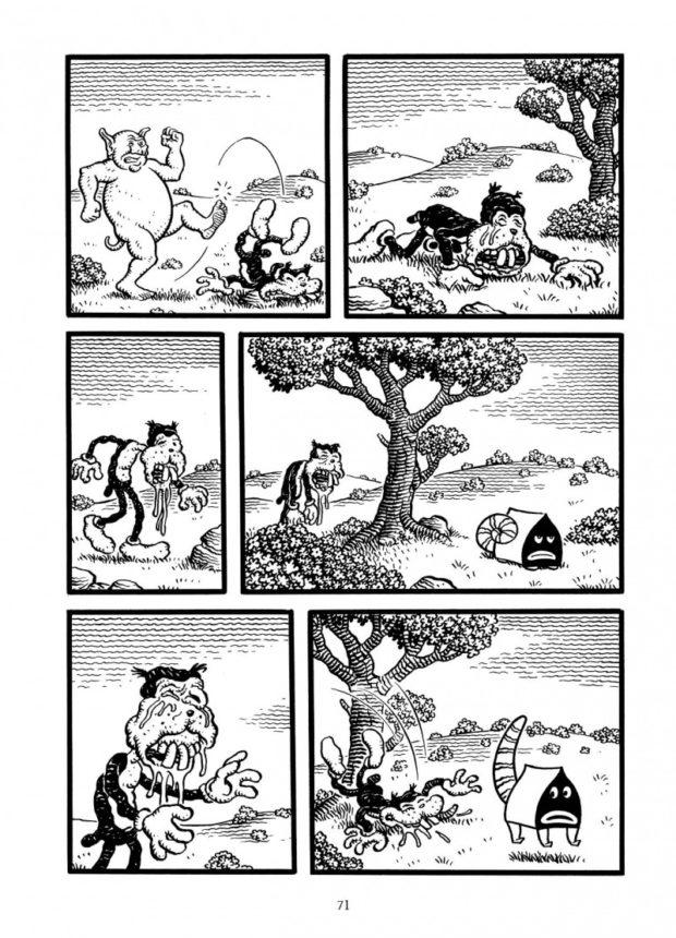Przygody Franka komiks