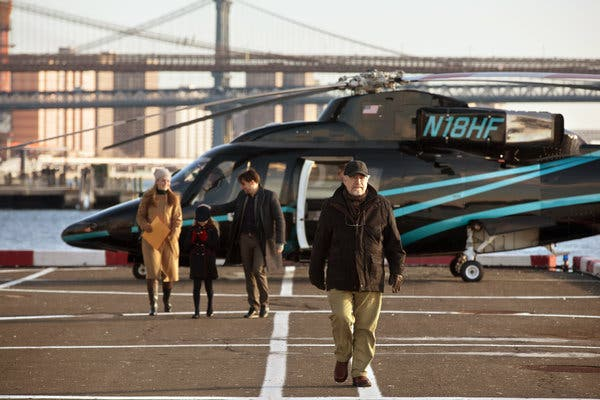 Sukcesja HBO Logan ROy