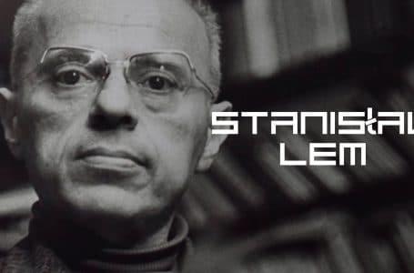"""Obejrzyj """"Autora Solaris"""" – biografię Stanisława Lema w reżyserii Borysa Lankosza."""