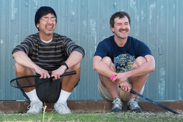 Paddleton Ray Romano Mark Duplass