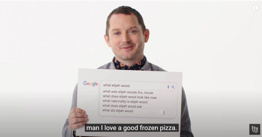 Elijah Wood Pizza