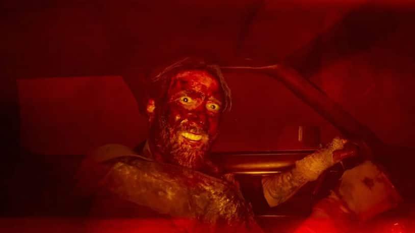Nicolas Cage w Mandy