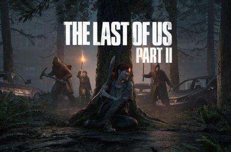 The Last of Us Part II okładka