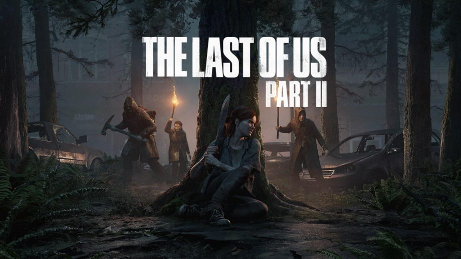 The Last of Us Part II okładka