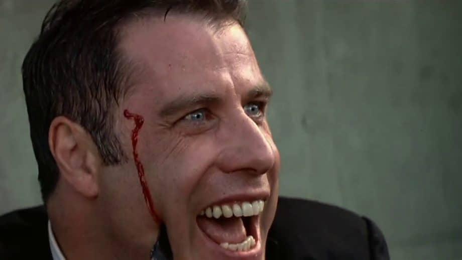 Bez twarzu John Travolta