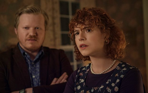 Im Thinking of Endings Things Jesse Plemons Jessie Buckley