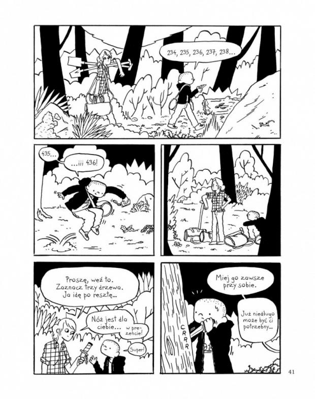 Bękart komiks Kultura Gniewu
