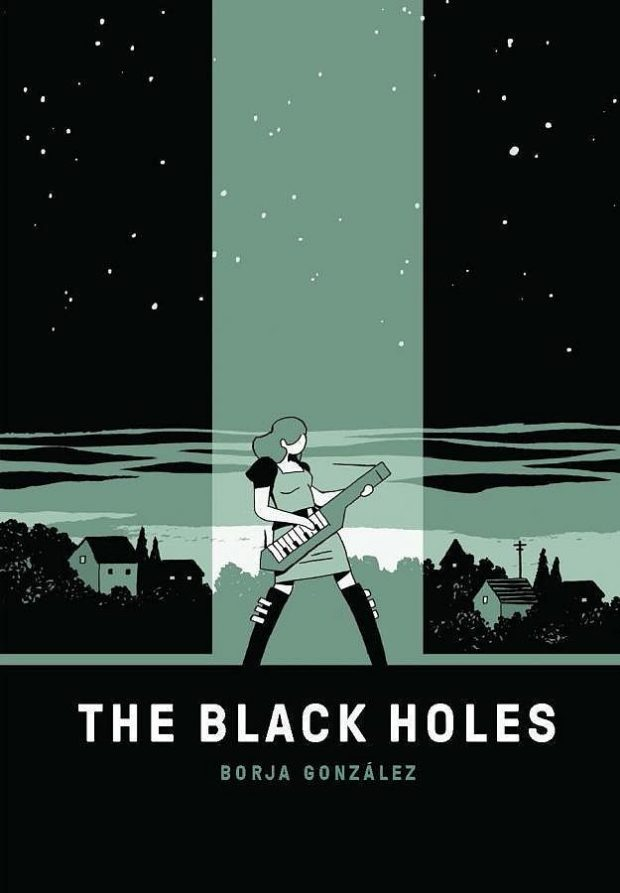 The Black Holes Non Stop Comics