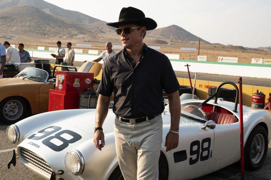Ford v Ferrari Matt Damon