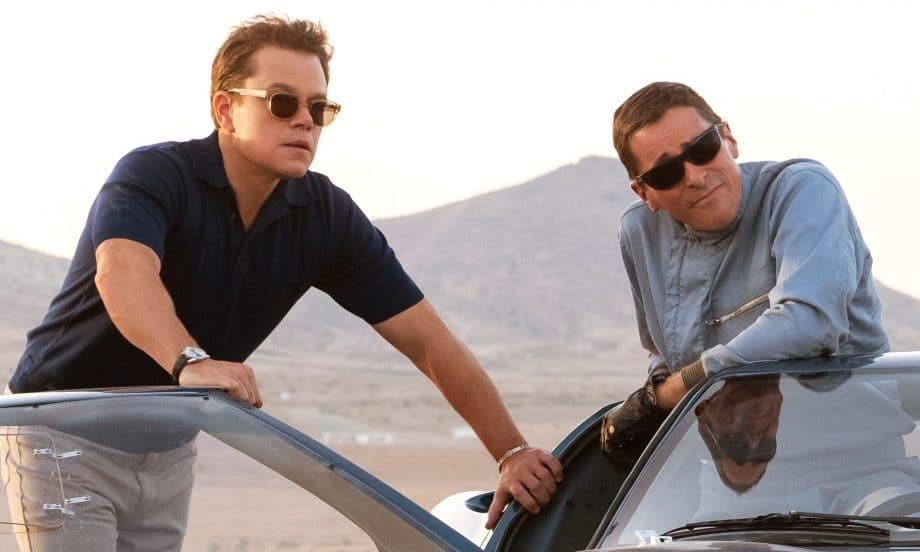 Ford v Ferrari Matt Damon Christian Bale