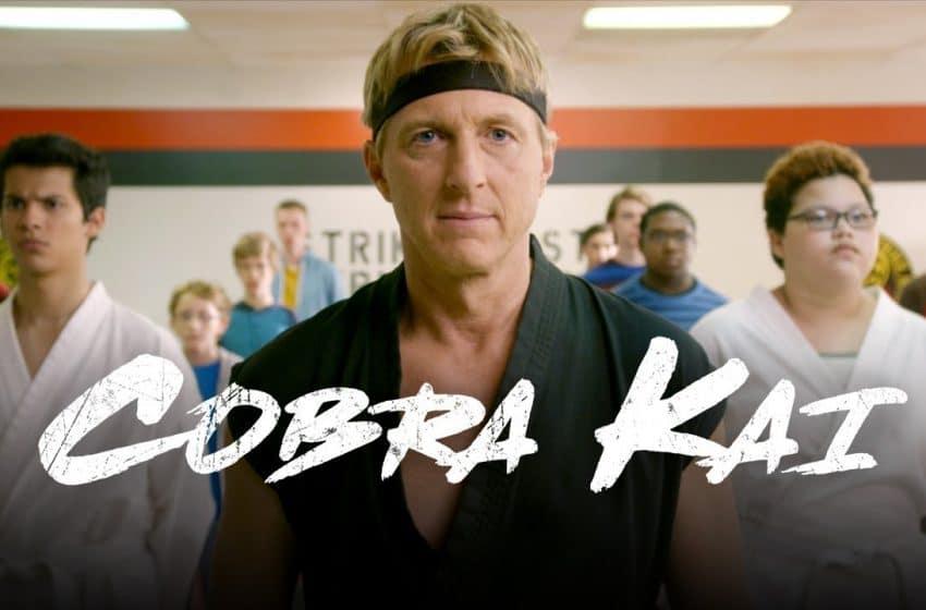 Cobra Kai, czyli czarny pas w nostalgii