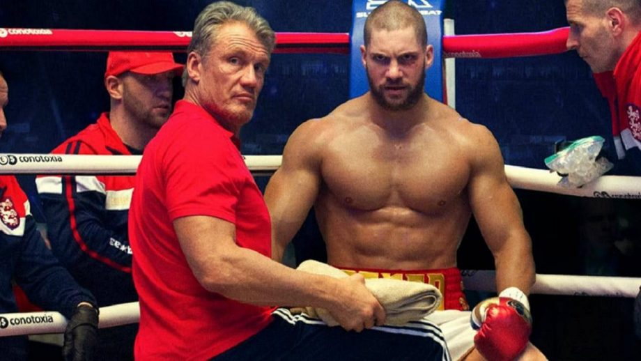 Dolph Lundgren Creed II